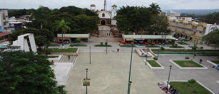 Decreto que concede el titulo de ciudad de Santa María al pueblo de Comitan y el de Villas a los de Tuxtla