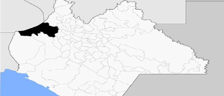 Municipios del norte de Chiapas, fecha de fundación