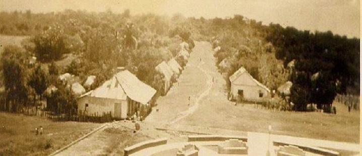 Calle Juarez Palenque Chiapas