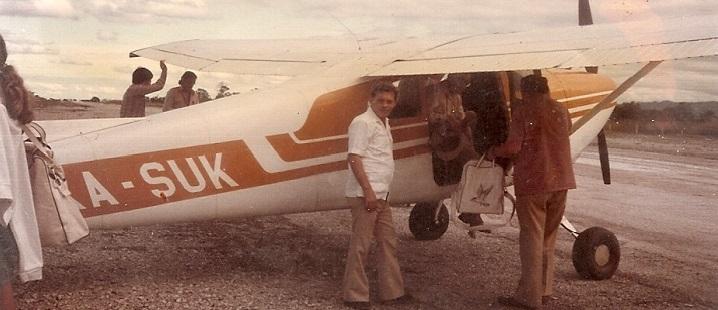 Pistas y Aeropuertos de Palenque